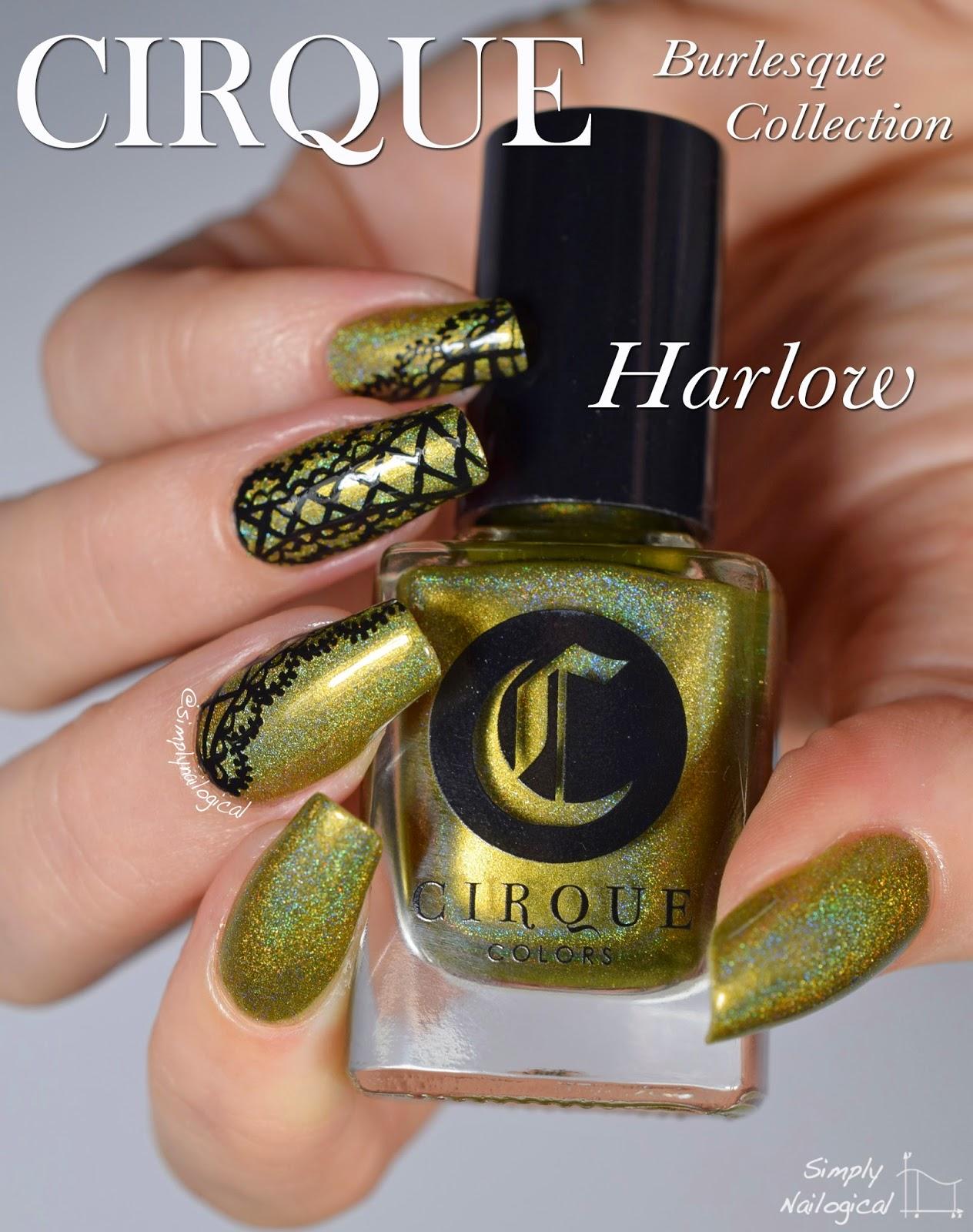 Cirque Burlesque - Harlow