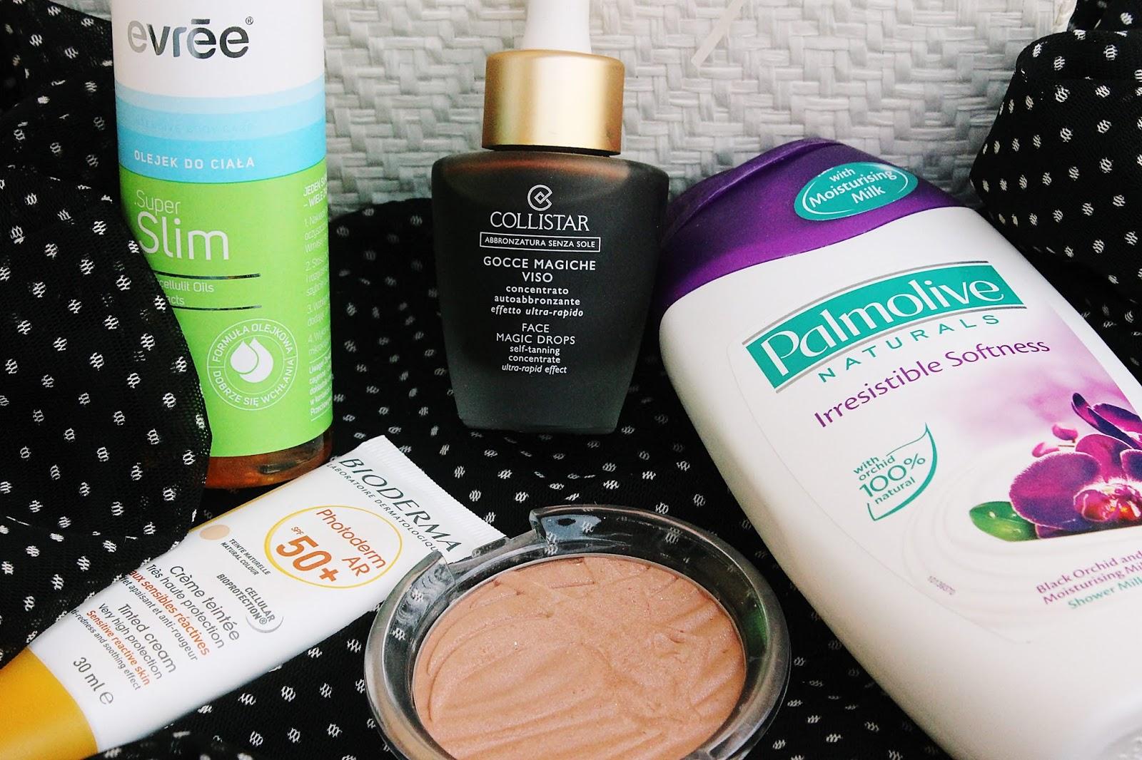 Hity kosmetyczne lipca | Bioderma, Collistar, Evree, Essence, Palmolive