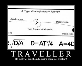 Traveller funny found on the Internet and created by Christian for a RPGnet thread