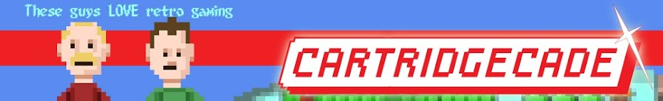 Cartridgecade - Cartridge Arcade