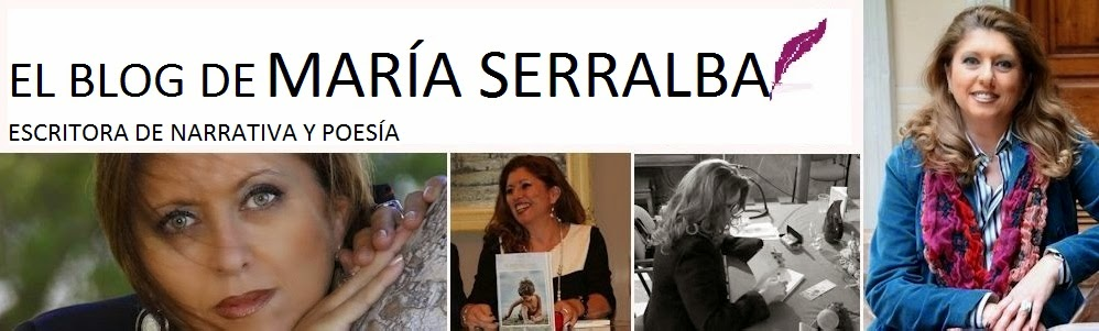 MARÍA SERRALBA - Web Oficial