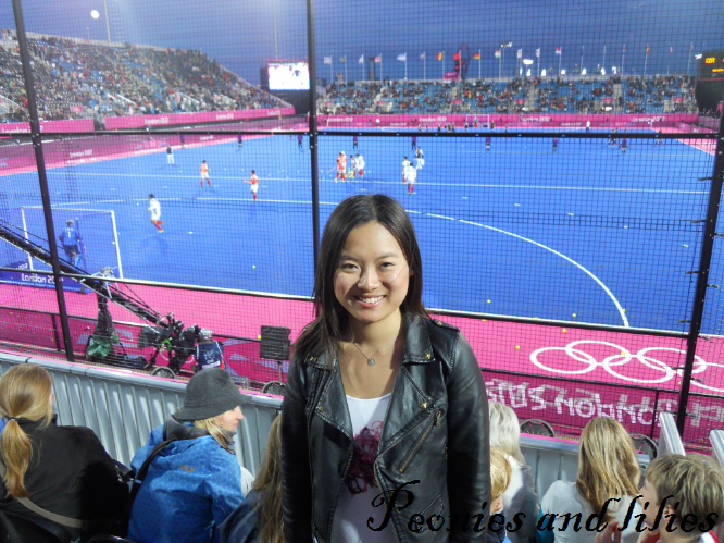 London 2012, London 2012 olympics, London 2012 olympic mens hockey match, Peonies and lilies
