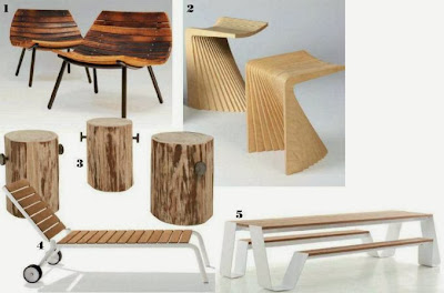 Favourite timeless timber chair design