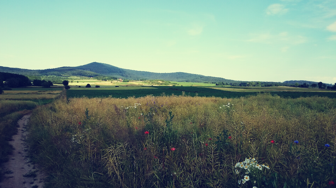Góra Ślęża, Sobótka, Polska Toskania