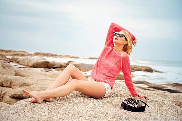 Sweet primavera verano 2014 ropa de mujer.