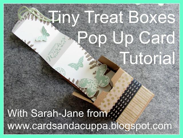 Sarah-Jane Rae cardsandacuppaStampin Up! UK Order Online 24/7