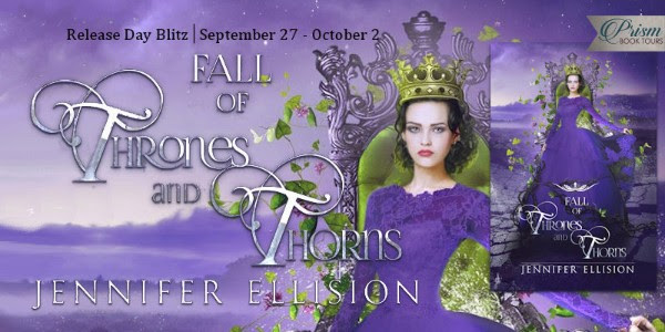 Fall of Thrones and Thorns Release Day Blitz