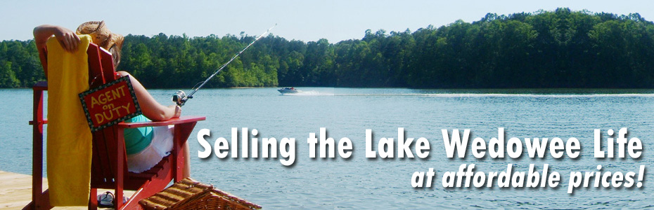 Buying On Lake Wedowee