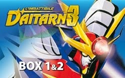 DAITARN3 DVDBOX 1 & 2