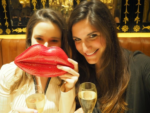 Fashion Foie Gras and the London Chatter