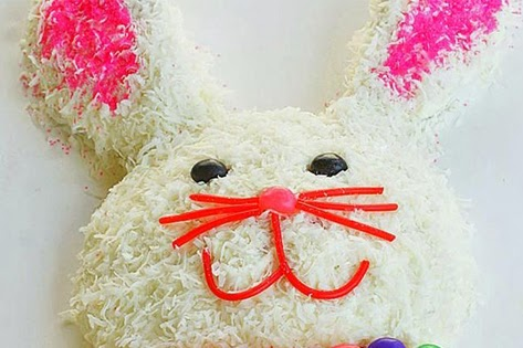 How to Make: Bunny Surprise Cake
