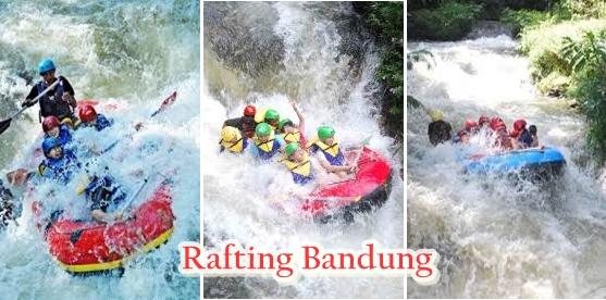 Rafting Sungai Palayangan Bandung | paket rafting palayangan Bandung | paket outbound Bandung