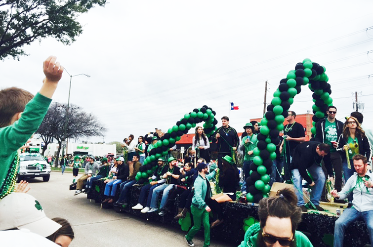Dallas St. Patrick's Day Parade