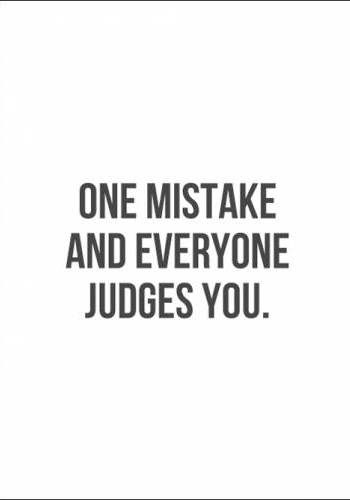 Quotes About Making Mistakes Tumblr Sorry For Mistake Quot...
