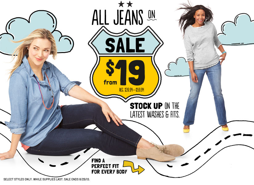 Old Navy Canada, Plus Size