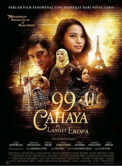 99 Cahaya di Langit Eropa (2013) [Indo Movie] | KUMPULAN