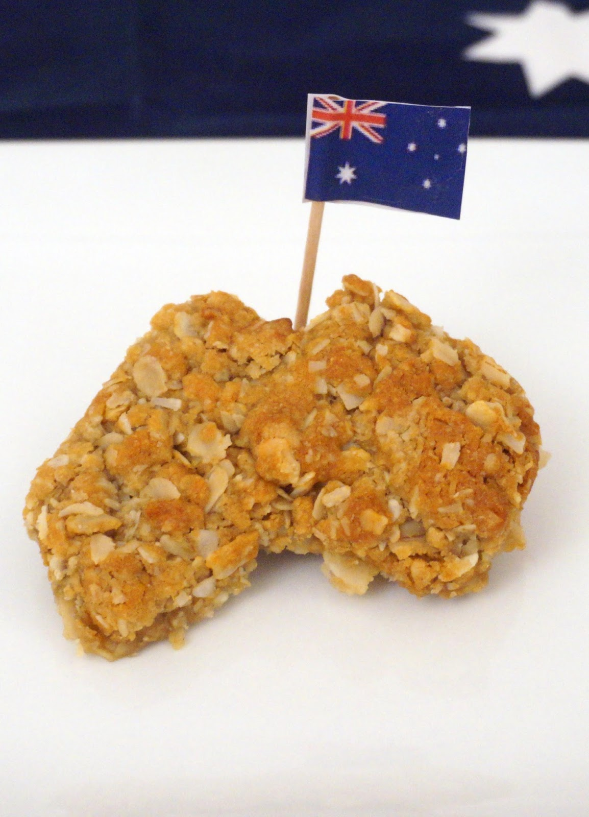 meg-made: Australia Day 2014 Lambassadors ANZAC biscuits