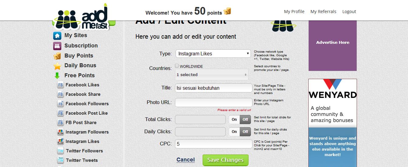 Cara Memperbanyak Follower Instagram Dengan Cepat