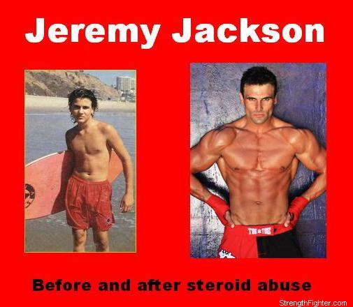 Steroid Users Before And After Before And After Steroids