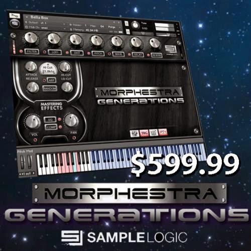 Sample-Logic-Morphestra-Generations