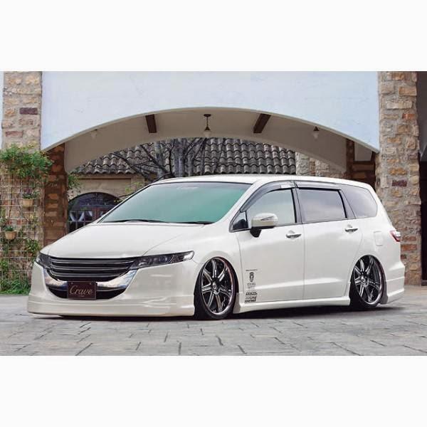 Body Kit Honda Odyssey RB3 Crave