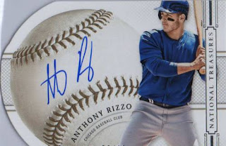 Featured autograph – Anthony Rizzo