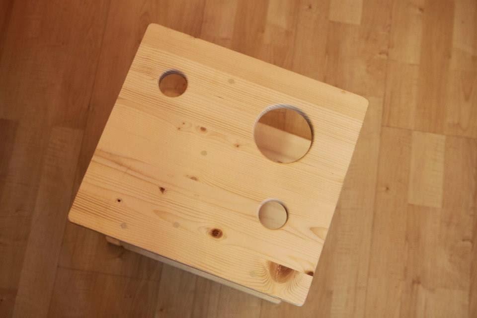 Ta ta unconventional design for kids matca studio e i suoi mobili per bambini - Mobili per bambini design ...
