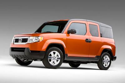 2011 Honda Element