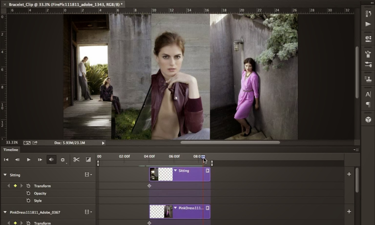 How To Edit Video In Photoshop Cc Cg Tutorial