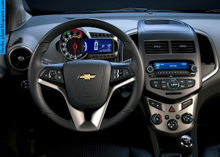chevrolet sonic car 2012 dashboard - صور تابلوه سيارة شيفروليه سونيك 2012
