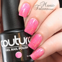 Couture Gel Polish Material Girl Swatch