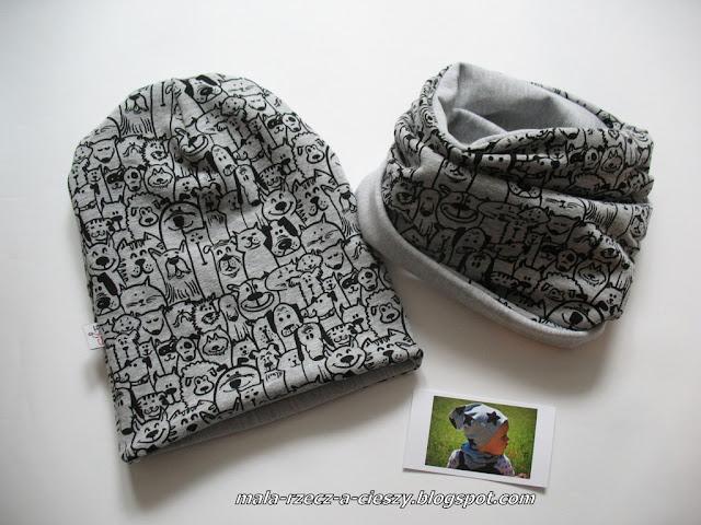 Idealna czapka dla dziecka, którą można nosić na kilka sposobów
