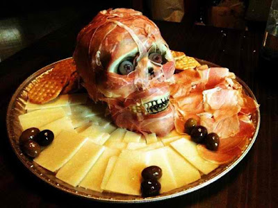 Creative or Not?: 10 Witty Halloween Food Ideas