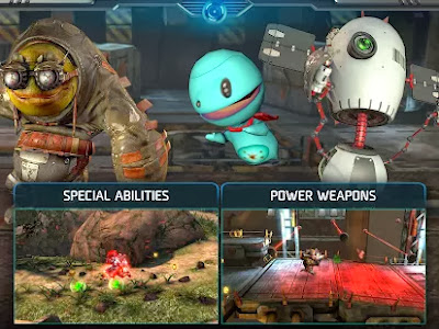 Bounty Arms v1.5 APK + DATA Unlimited Coins Hack