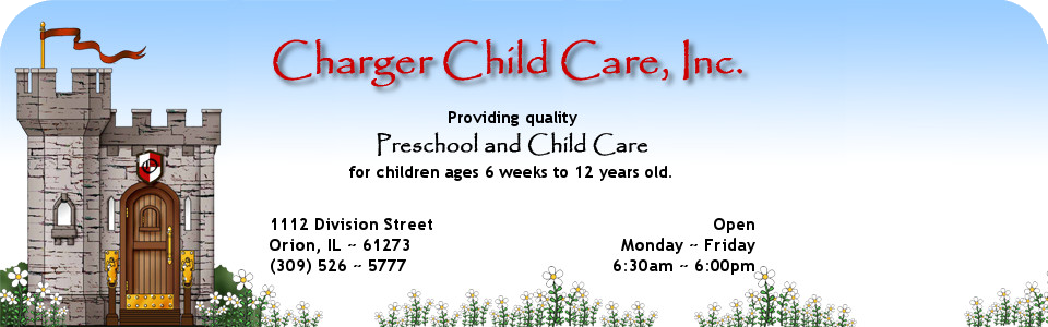Charger Child Care, Inc