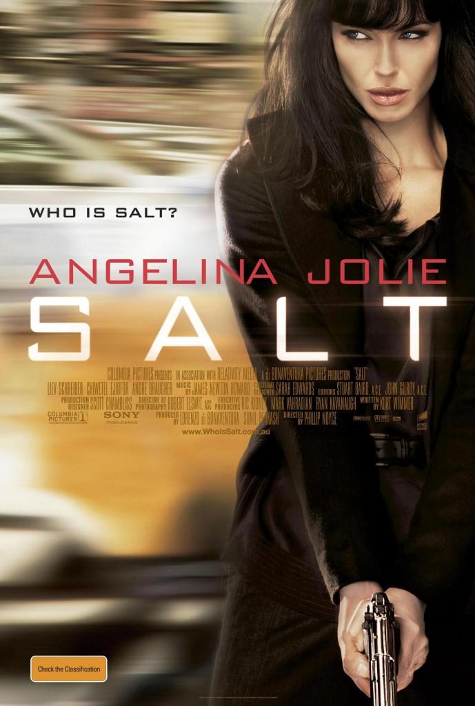 Salt (2010) สวยสังหาร