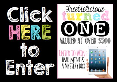 iPad Mini Giveaway from Freebielicious!