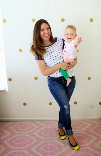 THE MATILDA AND MOM STYLE CHALLENGE