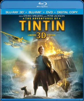 The Adventures Of Tintin 3D (2011) BluRay 720p BRRip 700MB