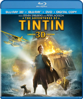 Download The Adventures of Tintin 3D (2011) BluRay 720p Half SBS 700MB Ganool