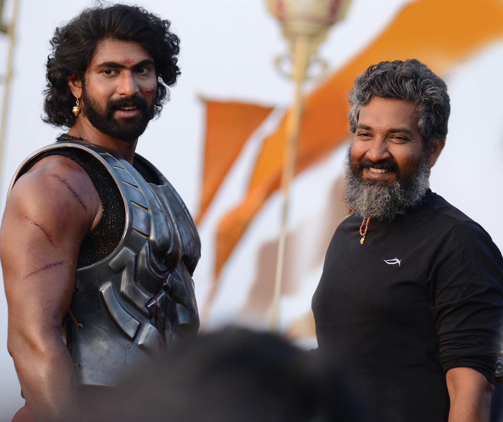 baahubali new working stills - hd no watermarks - prabhas fans forever