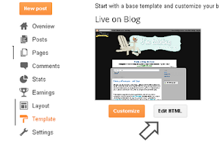 design, edit html