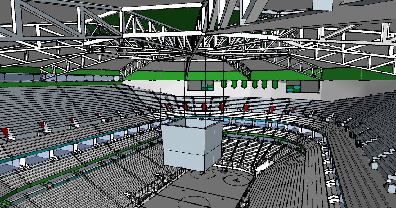 Seattle Arena Drawings Http://www.stadiumdrawings