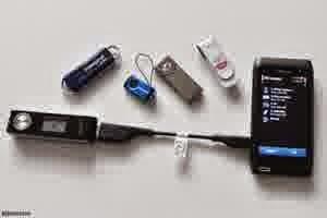 Cara Membuka Data pada USB Flashdisk lewat Ponsel Android