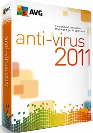 Download AVG AntiVirus 2011 10.0.1321 Build 3540