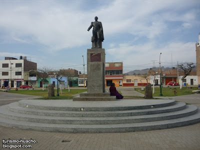 Supe Pueblo, Barranca