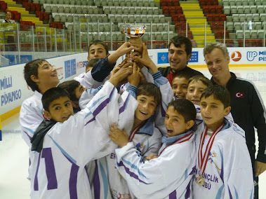 U14 Turkish Cup Champions 2011-12