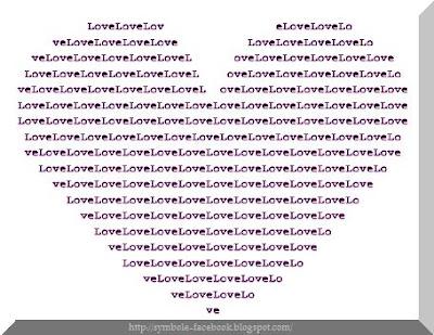 Symbole Amour Pour La Saint Valentin Sur Facebook