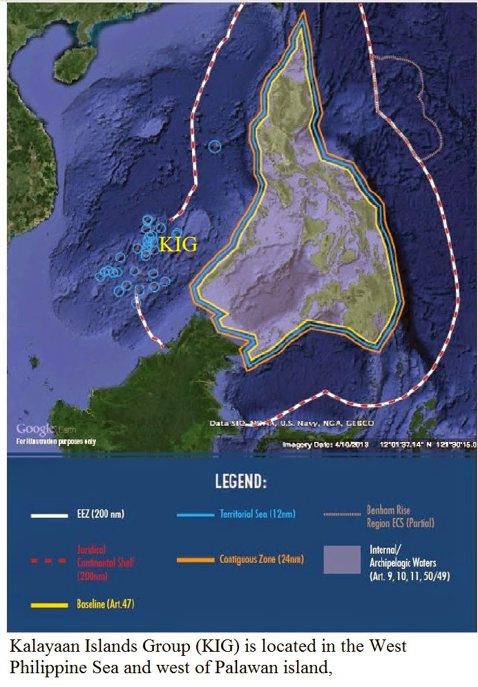 west philippine sea issue essay
