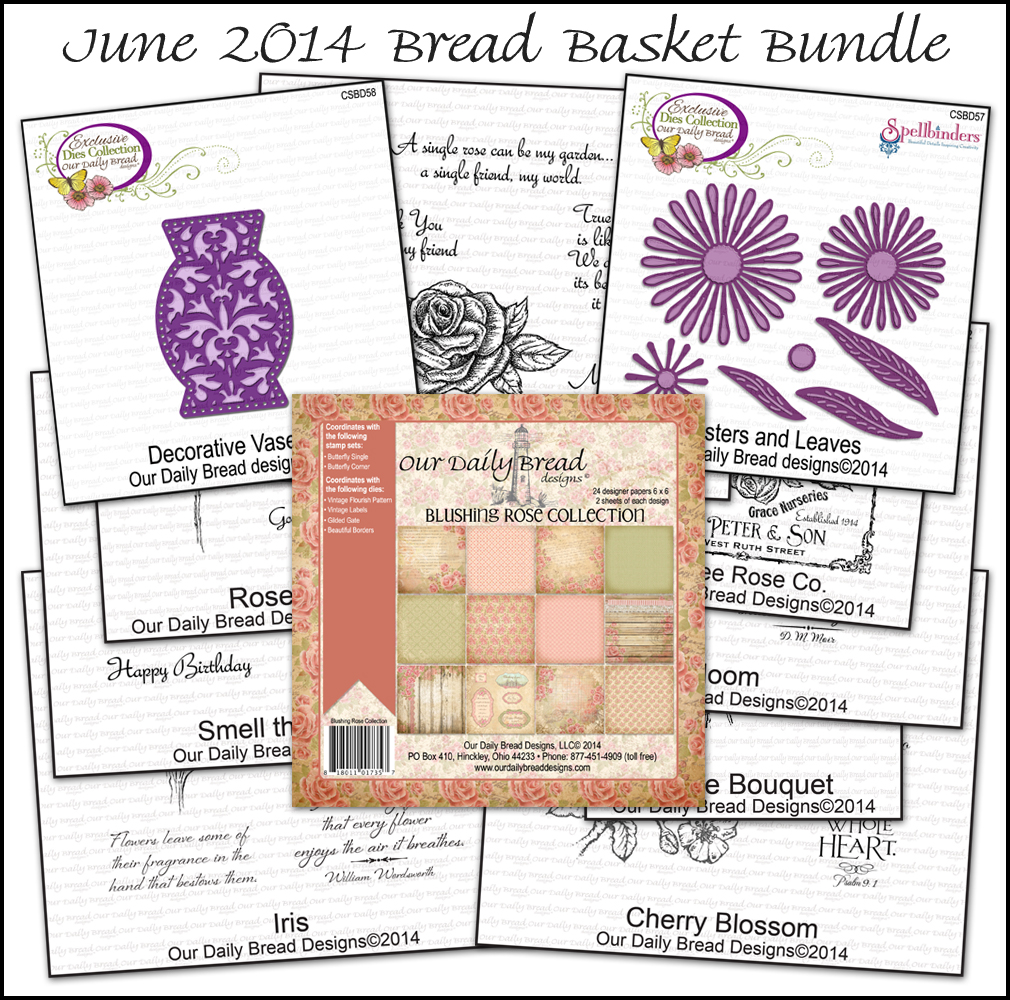 ODBD June Bread Basket Bundle